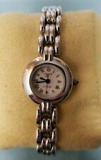 Worthington Ladies Watch Sterling Silver 925 Band & Case  55 Grams New Battery