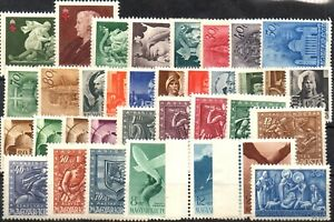 Old stamps of Hungary MNH collection # 2
