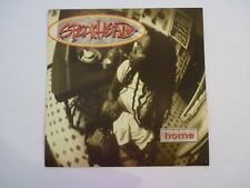 Spearhead Home Cardboard LP Record Photo Flat 12X12 Poster
