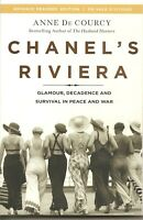 Chanel's Riviera by Anne DeCourcy Advance Reader's Edition Softcover Book