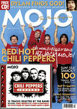 MOJO MAGAZINE - 128 - JUL 2004 - RED HOT CHILI PEPPERS - DYLAN - Brian WILSON...