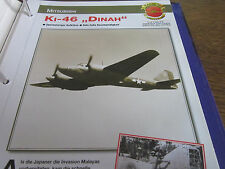 Faszination 13 36 Mitsubishi Ki 46 Dinah Aufklärer JApan