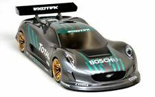 Exotek Racing - J-ZERO 1/10 190mm USGT Race Body, Clear Lexan w/ Wing