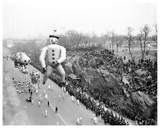 1926 Clown Balloon at Macy's Thanksgiving  Parade 8  x 10  Photograph