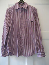 DOLCE & GABBANA MEN'S CASUAL SHIRT SIZE L MADE IN ITALY