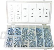 Grip 43146 - Flat / Lock Washers Assortment Grab Kit - 500 pce
