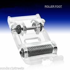 Roller Sewing Machine Presser Foot Fits All Low Shank Automatic Sewing Machines