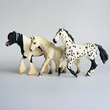 Schleich Safari Ltd Papo Model Horse Toy Figures Bundle X3