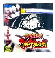 Notice jeu AES Neo Geo Samurai Shodown Spirits 3 Livret Instructions Manuel