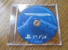 Assassins Creed IV Black Flag REVIEW CODE promo disc – PS4 / PlayStation 4
