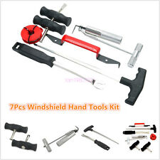Professional 7pcs Windshield Removal Tool Automotive Hand Wind Glass Remover Kit