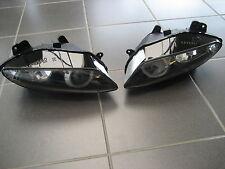 Yamaha YZF R1 RN12 04-06 SCHEINWERFER LAMPEN HEADLIGHT PAAR rechts links NEU TÜV