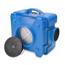 BlueDri AS-550 Commercial Industrial HEPA Negative Air Machine Scrubber Purifier