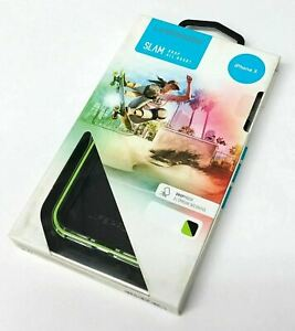 LifeProof SLAM Series Case Cover For Apple iPhone X / Xs Green/Black/Clear/Pink