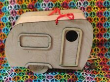 Camper Bird House Kit