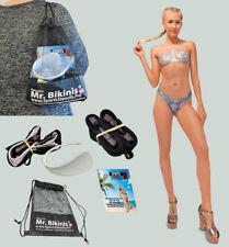 Bodypaint stencil, Mr Bikini, Mr. Bikini, Mr Bikinis, Bodypaint Schablone