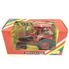 Vintage Volvo BM 2654 Tractor No. 9521 Red Boxed
