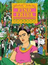 Find Frida by Catherine Ingram Hardcover