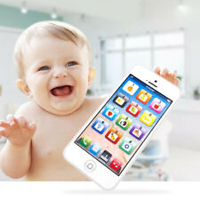 Kids Music Toy Cell Phone   Educational Learning Touch Screen Child Gift