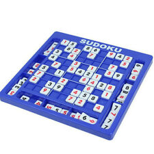 Kids Table Puzzle Board Sudoku Cube Number Puzzles Desktop Game Educational Toy
