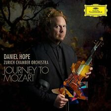 Journey To Mozart Daniel Hope Audio-cd 2018