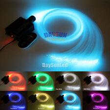 LED Optic Fiber Star Ceiling Light Kit RGBW + Touch Remote + 300pcs*0.75mm*2m