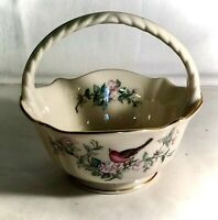 "Lenox Serenade 7 1/2"" Small Basket"