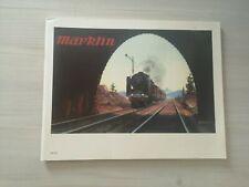Catalogue Marklin 1930 Katalog D7 Reprint catalog