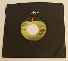 George Harrison / Give Me Love & Miss O'Dell / 1973 Apple West Coast 45 / NM!
