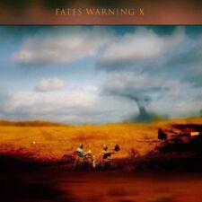 Fates Warning - FWX - CD - New