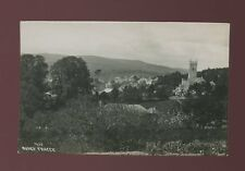 Devon BOVEY TRACEY General view & Church c1920/30s? RP PPC Chapman