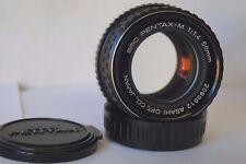 Pentax M SMC 50mm f1.4 K P/K Mount Manual Standard Prime Lens