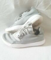 Nike Air Jordan Trainers Size 4 - For Kids/Children - Grey - Good Condition