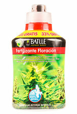 Abono Fertilizante Líquido Floración Cannabis - 400 ml - Batlle