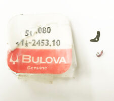 51.080 11 1/2 - 2453.10 Set Lever Bulova Original Brand New Set Lever Genuine