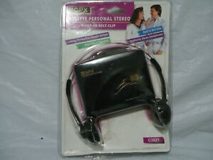 Vintage GPX Personal Stereo Cassette Player  New