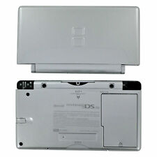 Housing for Nintendo DS Lite console Full shell complete - Silver | ZedLabz