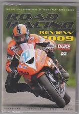 MOTORBIKE ROAD RACING REVIEW 2009 DVD NEW