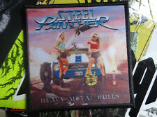 Steel Panther Patch Glam Hair Metal Skid Row
