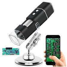 Wireless Digital Microscope Wifi Handheld Usb Hd Microscope 50x 1000x