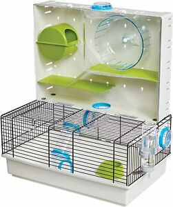 New Arcade Hamster Transparent Large Small Pig Mouse Rat Mice  House Pet Cage