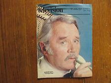 July-1981 St. Louis Post-Dispatch TV Maga(FLAMINGO ROAD/HOWARD DUFF/FANNIE FLAGG