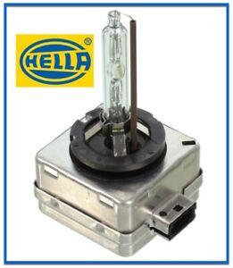 HELLA D1S Xenon Headlight Universal Bulb 4300K Socket Pk32d-2 High/Low Beam