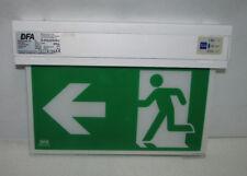 LED Notleuchte Notausgang Fluchtwegleuchte Notlicht Leuchtmittel (A2)