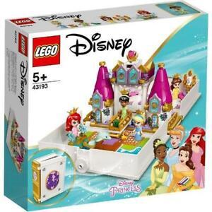 LEGO Disney Princess - Märchenbuch Abenteuer (43193)