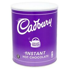Cadbury Instant Hot Chocolate 2kg Tub - just add water