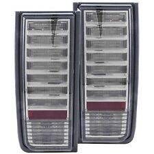 ANZO L.E.D TAIL LIGHTS SMOKE FOR 03-09 HUMMER H2