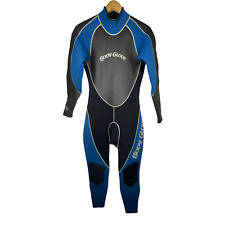 New listing Body Glove Mens Full Wetsuit Size Small 3/2 - Excellent Condition!