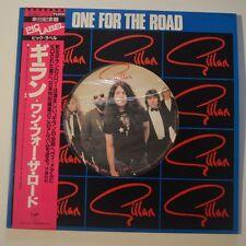 "(DEEP PURPLE) GILLAN - ONE FOR THE ROAD - 1981 JAPAN 12"" MINI-LP 6-TRACKS"