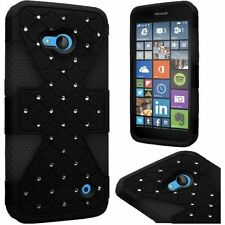 Cover e custodie nero per Nokia Lumia 640